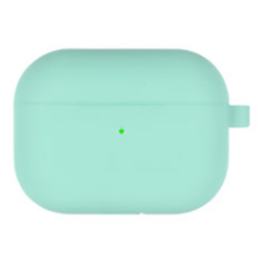 Goospery - Airpods Pro Case - silicone ProtectCase with overprint - Turquoise