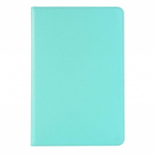 Cover2day Case for Samsung Galaxy Tab S4 10.5 (2018) - 360 Degree Rotation Stand Cover - Light Blue