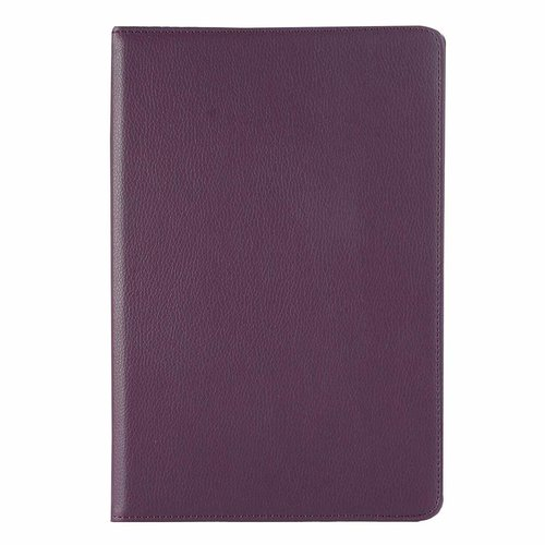 Cover2day Case for Samsung Galaxy Tab S4 10.5 (2018) - 360 Degree Rotation Stand Cover - Purple