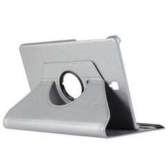 Samsung Galaxy Tab S4 10.5 draaibare hoes  - Zilver