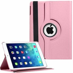 Case for iPad 2/3/4/ - 360 Degree Rotation Stand Cover - Pink