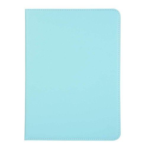 Cover2day Case for iPad Pro 11 (2018) - 360 Degree Rotation Stand Cover - Light Blue