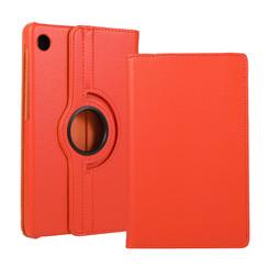 Huawei MatePad T8 hoes - Draaibare Book Case - Oranje
