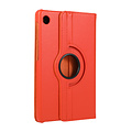 Cover2day Case for Huawei MatePad T8 - 360 Degree Rotation Stand Cover - Orange