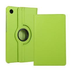 Huawei MatePad T8 hoes - Draaibare Book Case - Groen