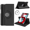 Cover2day Case for Huawei MediaPad M5 8.4 - 360 Degree Rotation Stand Cover - Black