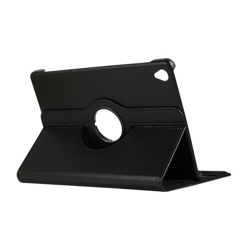 Cover2day Case for Huawei MediaPad M6 10.8 - 360 Degree Rotation Stand Cover - Black