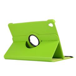 Huawei Mediapad M6 10.8 hoes - Draaibare Book Case - Groen