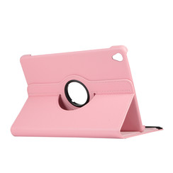 Case for Huawei MediaPad M6 10.8 - 360 Degree Rotation Stand Cover - Pink