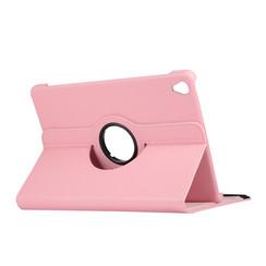Huawei Mediapad M6 10.8 hoes - Draaibare Book Case - Roze