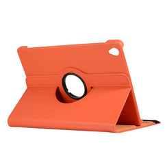 Case for Huawei MediaPad M6 10.8 - 360 Degree Rotation Stand Cover - Orange
