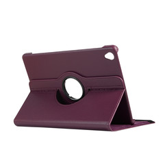 Case for Huawei MediaPad M6 10.8 - 360 Degree Rotation Stand Cover - Purple