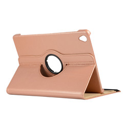 Case for Huawei MediaPad M6 10.8 - 360 Degree Rotation Stand Cover - Rosé Gold