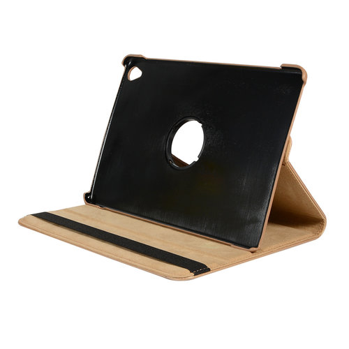 Cover2day Case for Huawei MediaPad M6 10.8 - 360 Degree Rotation Stand Cover - Gold