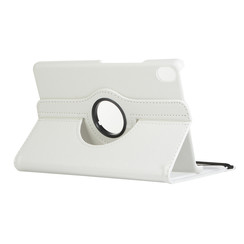 Case for Huawei MediaPad M6 8.4 - 360 Degree Rotation Stand Cover - White