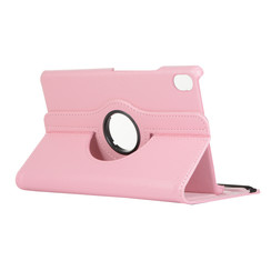 Case for Huawei MediaPad M6 8.4 - 360 Degree Rotation Stand Cover - Pink
