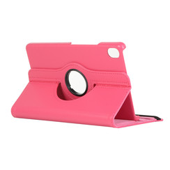 Huawei Mediapad M6 8.4 hoes - Draaibare Book Case - Magenta