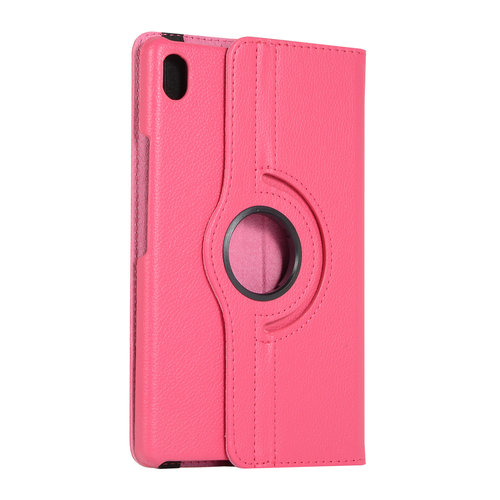 Cover2day Case for Huawei MediaPad M6 8.4 - 360 Degree Rotation Stand Cover - Magenta
