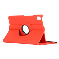 Case for Huawei MediaPad M6 8.4 - 360 Degree Rotation Stand Cover - Red