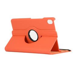 Huawei Mediapad M6 8.4 hoes - Draaibare Book Case - Oranje