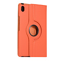 Cover2day Case for Huawei MediaPad M6 8.4 - 360 Degree Rotation Stand Cover - Orange