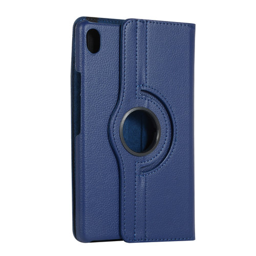 Cover2day Case for Huawei MediaPad M6 8.4 - 360 Degree Rotation Stand Cover - Navy Blue