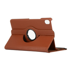 Case for Huawei MediaPad M6 8.4 - 360 Degree Rotation Stand Cover - Brown