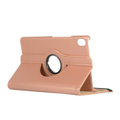 Huawei Mediapad M6 8.4 hoes - Draaibare Book Case - Rosé Goud