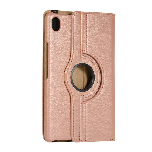 Cover2day Case for Huawei MediaPad M6 8.4 - 360 Degree Rotation Stand Cover - Rosé Gold