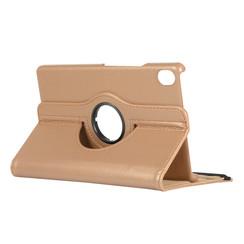 Huawei Mediapad M6 8.4 hoes - Draaibare Book Case - Goud