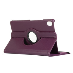 Case for Huawei MediaPad M6 8.4 - 360 Degree Rotation Stand Cover - Purple