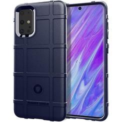 Samsung Galaxy S20 Case - Heavy Armor TPU Bumper - Blue