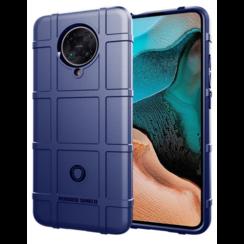 Xiaomi Poco F2 Pro Case - Heavy Armor TPU Bumper - Dark blue
