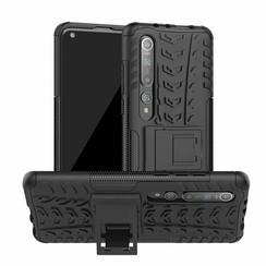 Xiaomi Mi 10 (Pro) Hoesje - Schokbestendige Back Cover - Zwart