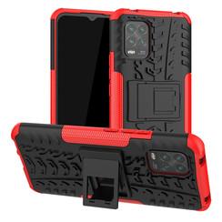Xiaomi Mi 10 Lite Hoesje - Schokbestendige Back Cover - Rood