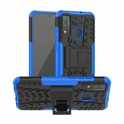 Huawei P Smart (2020) Hoesje - Schokbestendige Back Cover - Zwart