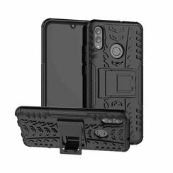 Schokbestendige Back Cover - Huawei P Smart 2019 - Zwart