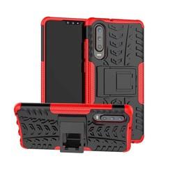 Schokbestendige Back Cover - Huawei P30 - Rood