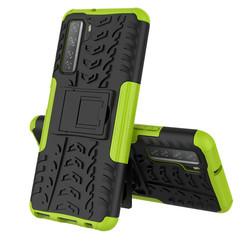 Huawei P40 Hoesje - Schokbestendige Back Cover - Groen