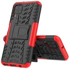 Huawei P40 lite Hoesje - Schokbestendige Back Cover - Rood