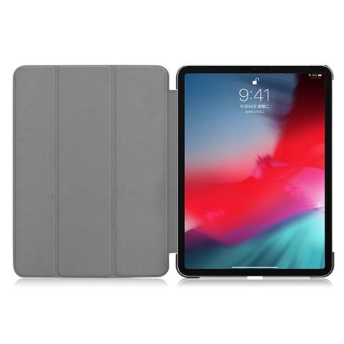 Cover2day Apple iPad Pro 11 hoes -  Tri-Fold Book Case - Vlinders