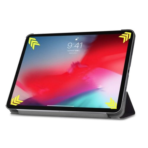 Cover2day Apple iPad Pro 11 hoes - Tri-Fold Book Case - Don't touch me
