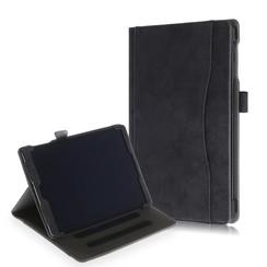 Samsung Galaxy Tab A 10.1 (2019) hoes - Wallet Book Case - Zwart