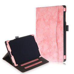 Samsung Galaxy Tab A 10.1 (2019) Case - Wallet Book Case - Pink