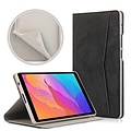 Cover2day Case for Huawei MatePad T8 - Wallet TPU Bookcase - Black