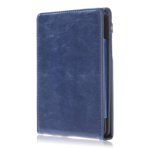 Cover2day Amazon Kindle Case - Wallet Book Case - Blue