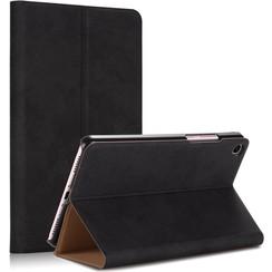 Xiaomi Mi Pad 4 Plus - Book Case met TPU cover - Zwart