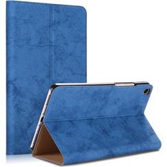 Xiaomi Mi Pad 4 Plus - Book Case met TPU cover - Blauw