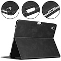 Cover2day iPad Pro 11 hoes - PU Leer Folio Book Case - Zwart