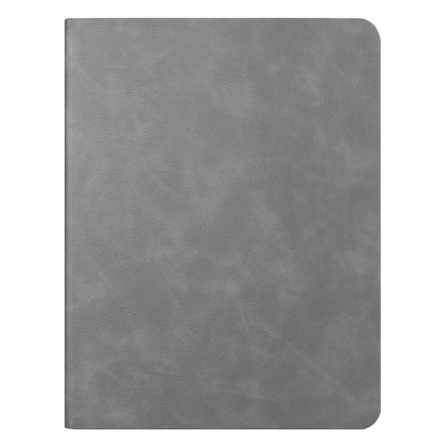 Cover2day iPad Pro 11 hoes - PU Leer Folio Book Case - Grijs